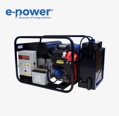 Europower EP13500TE - Nr. 950001203 mit 13.5 kVA