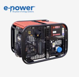 EP16000E Stromerzeuger von Europower 957001501 mit B&S Vanguard 543477 Motor