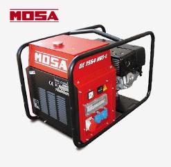 MOSA Stromerzeuger - Benzinaggregat GE 7554 HBS-L