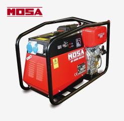 MOSA Stromerzeuger GE 6000 DS/GS und DES/GS