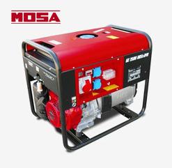 MOSA GE 7500 HBSL - HBSLE AVR Stromerezuger mit Benzinmotor