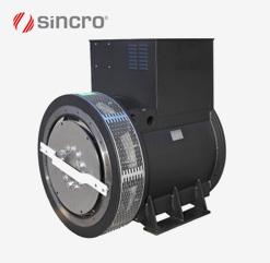 Drehstromgenerator Sincro SK400/450 (800 - 1800 KVA)