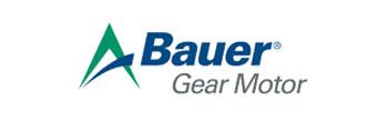 Getriebemotoren von Bauer gear motor