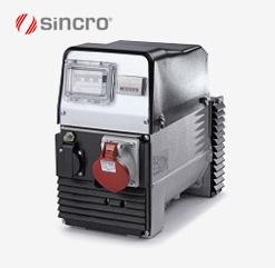 Drehstrom-Synchrongenerator Sincro ET & ET-R (DIGITAL AVR)