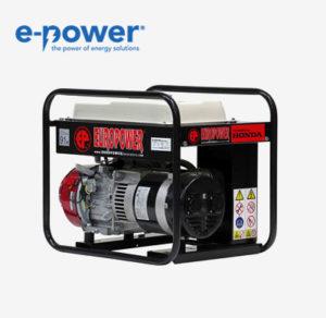 Europower Stromerzeuger EP3300-11 (990000305) mit Honda Benzinmotor