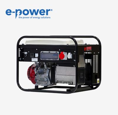 Europower Generators EP6500T-25 Stromerzeuger (Nr. 950000658)