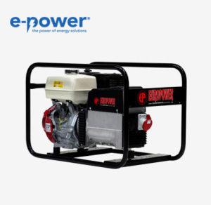 Europower Stromerzeuger EP6500T Nr. 950000652