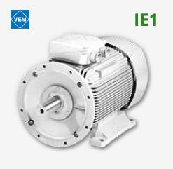 IE1-Konstruktion Asynchrongenerator ist ein IEC-Käfigläufermotor von VEM