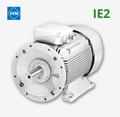 IE2 Generator (asynchron) - Energiesparmotor von VEM GE1R