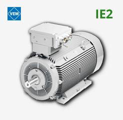 IE2 Drehstrommotor mit Käfigläufer (Normmotoren von VEM)