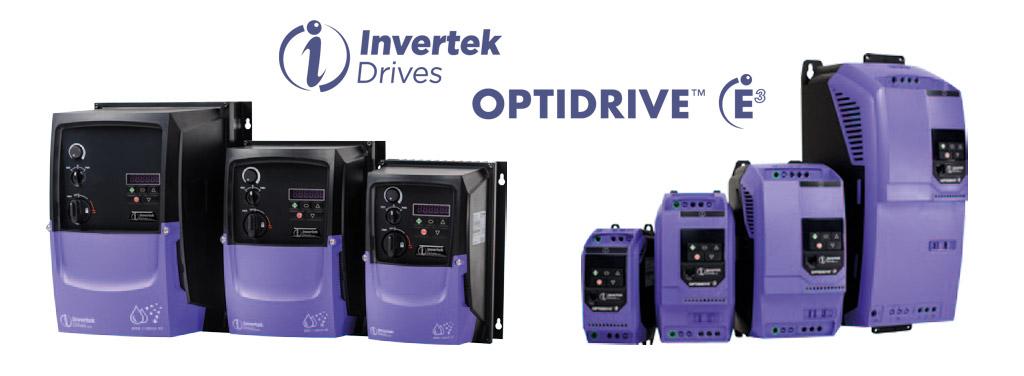Optidrive Frequenzumrichter von Invertek Drives - Leistung und Zuverlässigkeit für Gebäudetechnik, Pumpen und Industrieautomation