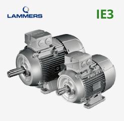 Lammers Drehstrommotoren IE3 Premium Efficiency 1TZ9 Elektromotor