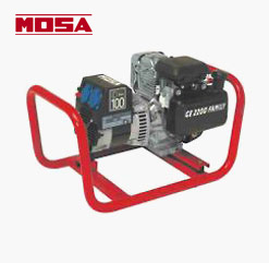 MOSA Notstromaggregat - GE 2500 FAMILY Stromerzeuger
