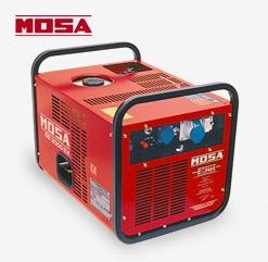 Tragbarer MOSA Stromerzeuger GE 3200 SX