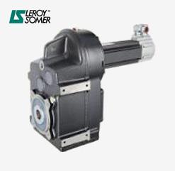 Servo-Flachgetriebe Dynabloc MUB 3000 mit parallelem Abtrieb