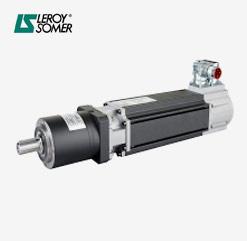 Servo-Getriebemotor Pjl Planetenradgetriebe Dynabloc Leroy-Somer