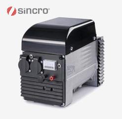 Sincro EK 2 MCL Drehstromgenerator syncron