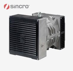 Sincro Serie GK & GT STEEL Synchrongenerator bürstenlos