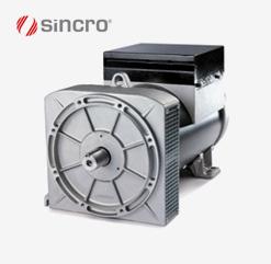 Sincro HB4 und HB2 SBR Synchron-Generatoren