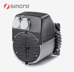 Einphasiger Sincro R80 Synchrongenerator