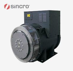 Generator Sincro SK315 / SK355 (von 350 bis 720 kVA)