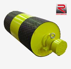 Trommelmotor für Schüttgut von Rulmeca